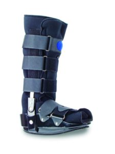 Trulife Air CAM Walker foot boot for immobilization of lower limb, ankle and foot fractures, soft tissue injury, Achilles tendon repair, and to reduce and/or prevent edema
