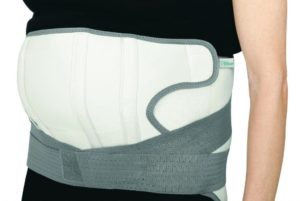 Trulife Platinum Pendulous Lumbosacral Support for back sprains and strains, osteoarthritis, mild osteoporosis, and posture control